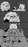 Pekomz vs. Bepo by TheLeopardwerecat