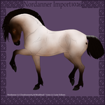 1026 Group Horse Import by Cloudrunner64
