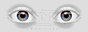 Eyes by indrorobo