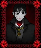 The Vampire Known As Barnabas by GNGTNT105