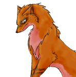 Ember the living flame by FbPheonix1