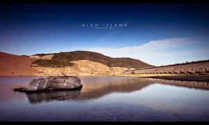 High Island by geckokid