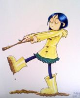 Coraline by Underburbs
