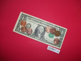 Pennies on the Dollar by NewYorkArtistFrancis