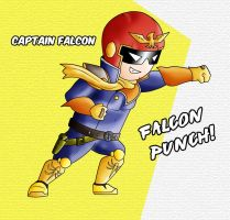 Captain Falcon by DonPanteon