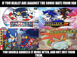 IGN Sonic Hating Address Part 3 by Psyco-The-Frog