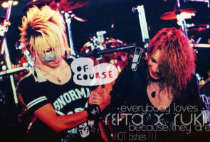 Everybody loves Reita and Ruki by Dens-tsu