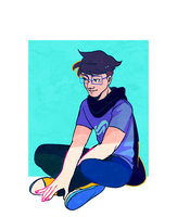 john egbert_8 by xsweet-rainex