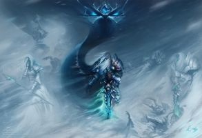 False path - Arthas Menethil by IDN-Konzalaev-Sergei