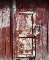 Barn Door by Satanizmihomedog