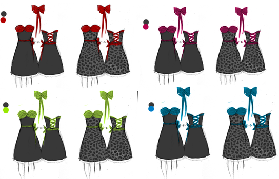 Dresses Design by Pepse