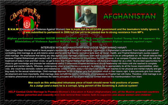 CIVIL WRITES: AFGHANISTAN'S ISLAMIC INHUMANITY by CSuk-1T