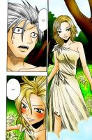 Rave Master - Irreplaceable Heart by LaariTonks