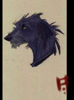 Wolfhund by wadifahtook