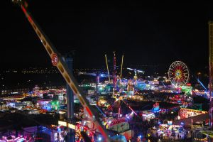 Hull Fair from above by Migitdon