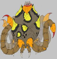 Chimeric Scorpion by Cannibal-Cartoonist