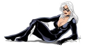 Black Cat by MikeMahle