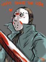 Happy Friday the 13th 2012 by MARKCW