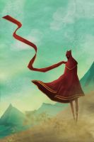 Journey - Wind From Where by TacoSauceNinja