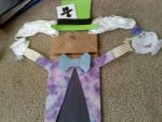 Mad Hatter Puppet by hoperpoper