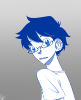So I started reading Homestuck.. by W-i-s-s-l-e-r
