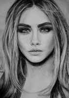 Cara Delevingne by ladysofhousen