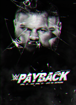 Payback 2017 Poster by WeeDyZz