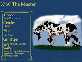 #3760 The Master by Bast-et