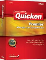Quicken Premier 2008 by jasonh1234