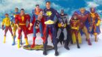 Kalayaan with JLA action fig. by gioparedes