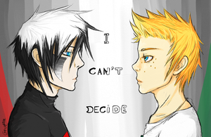 I Can't Decide by CamishCD