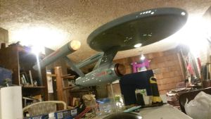 TOS U.S.S Enterprise 4 by THE-WHITE-TIGER