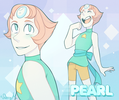 It's Pearl by Miss-NoIdentity