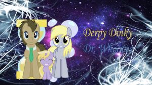 The Whooves Family Wallpapers by Fireblade804