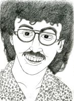 Weird Al Yankovic by Smokebutt