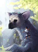 The Last Guardian by Jakiron