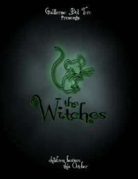 The Witches - Teaser Poster by darthy13