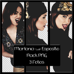 Pack PNG Mariana Lali Esposito by Pao-Resources