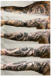 freehand biomechanic sleeve by sideusz