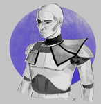 Captain Rex by Krepf