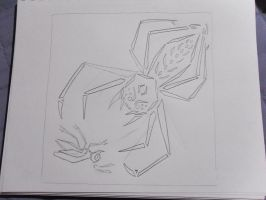 Spider and the Fly by dragon-heart143