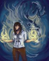 Aegis: The Wolf by AngelicRoyalty