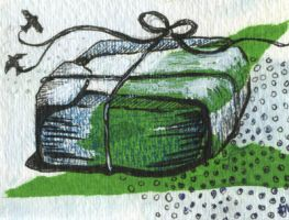 The Green Series - Wrappings by AshleighPopplewell