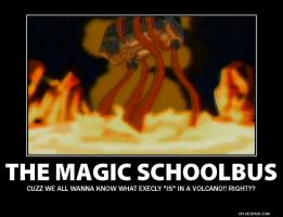 The Magic School by sixteen6stars