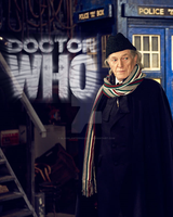 Doctor Who 50th Anniversary: 1963 by BlackLanternDaddy