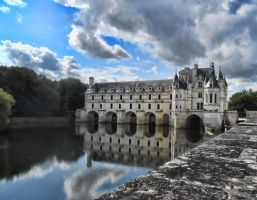 Chenonceau by ArtClem