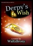 Derpy's Wish HD: Cover by NeonCabaret