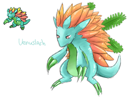 Pokemon fusions 2 by xAquatica