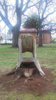 Tree Chair - Like A Fairytale by Gracies-Stock