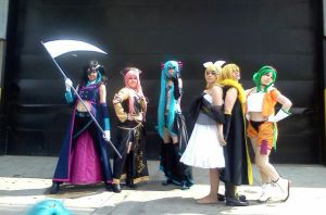 Acen 2013 Vocaloid Photoshoot-4 by dreamlife109